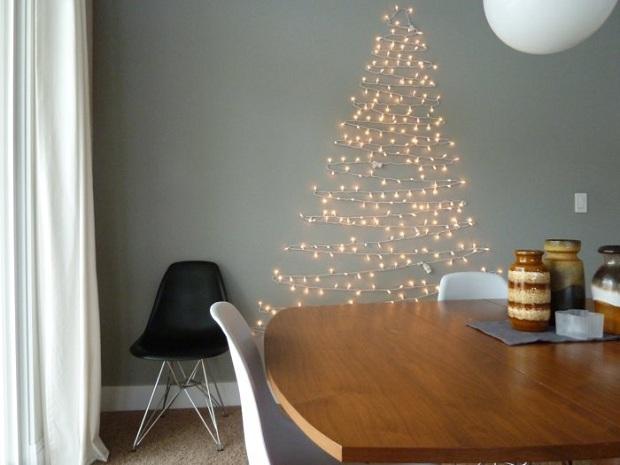 5DIY Lights Christmas Tree