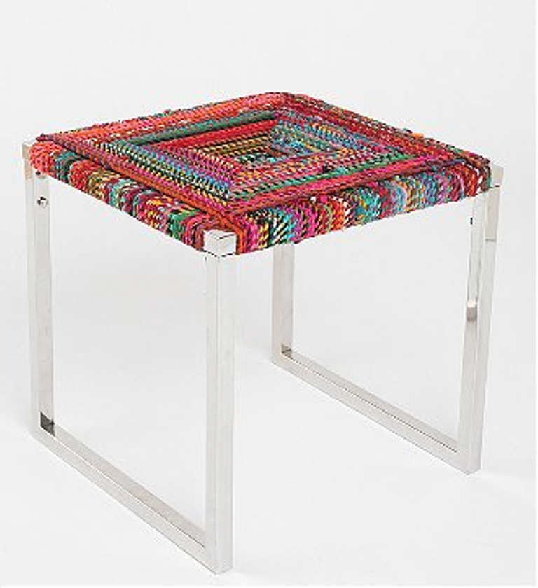 Urban Outfitters Concentric Square Side Table