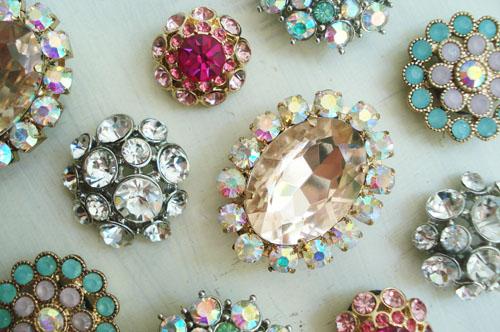 School Magnets from Earrings