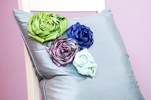 Flower Bloom Pillow