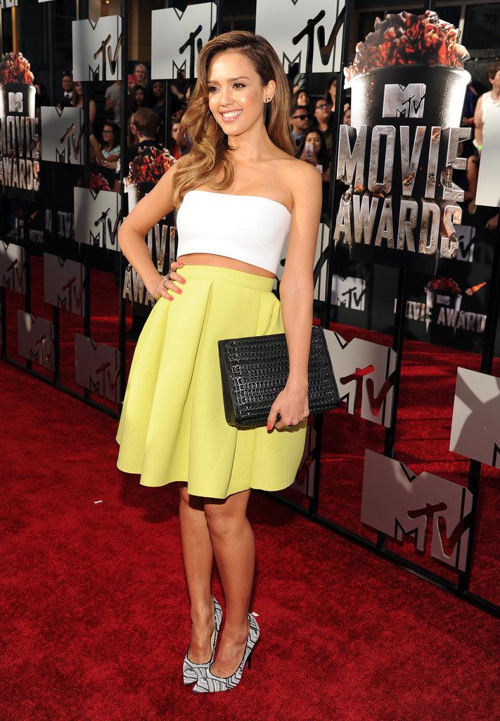 Jessica-Alba-MTV-Movie-Awards-2014