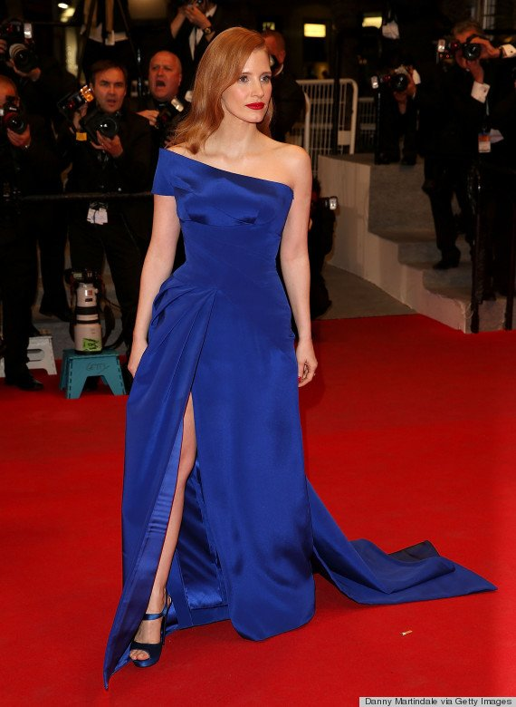 """The Disappearance Of Eleanor Rigby"" Premiere - The 67th Annual Cannes Film Festival"