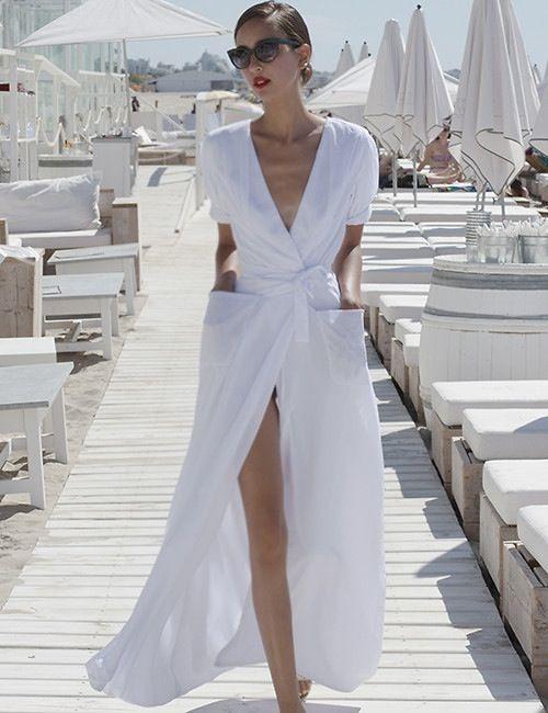 White Resortwear