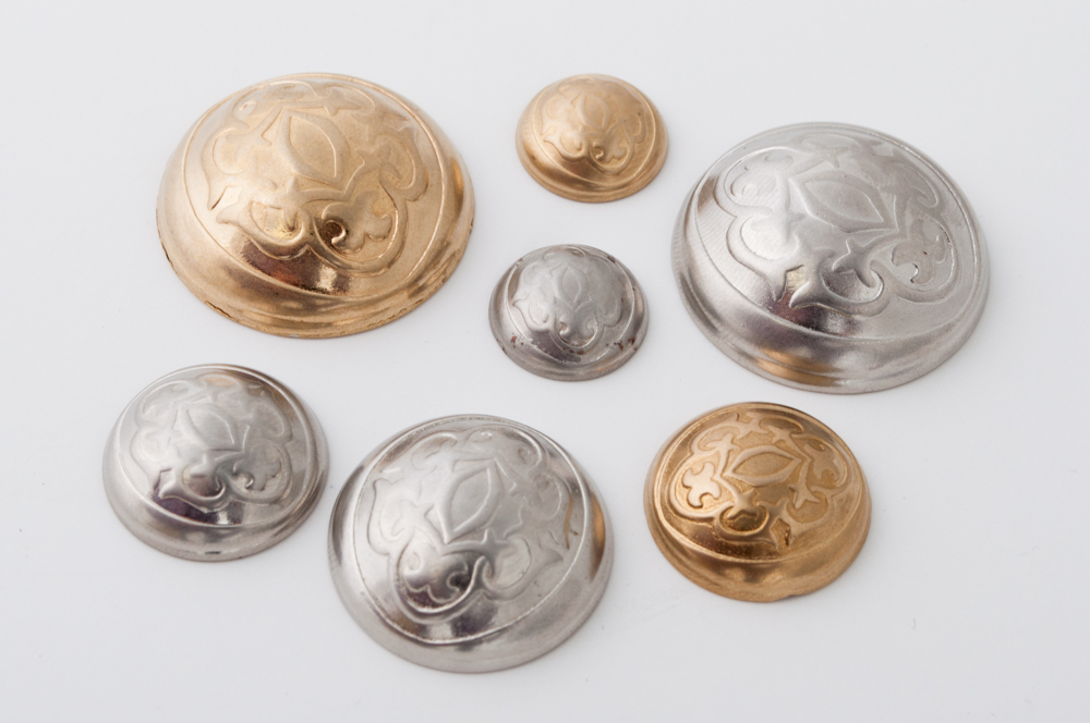 Flourish Blazer Buttons