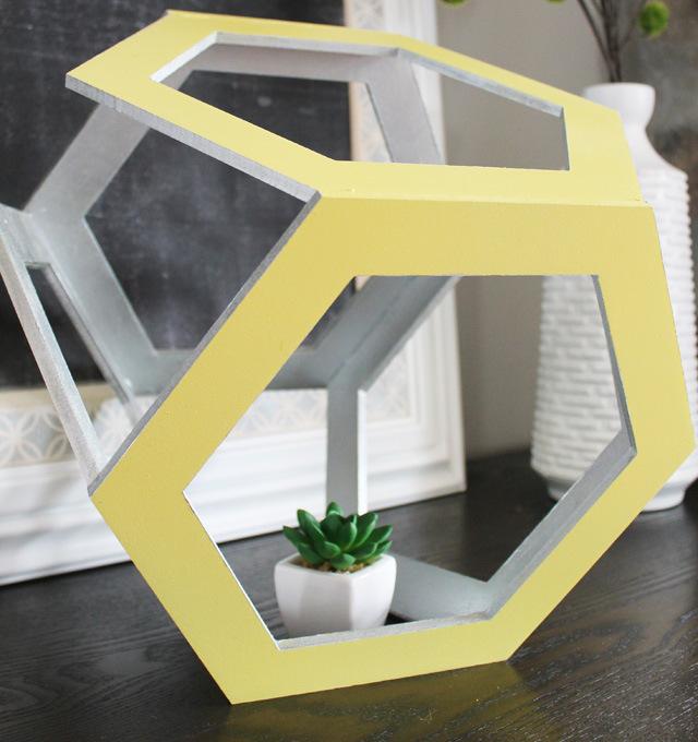 Hexagon+shape+finished