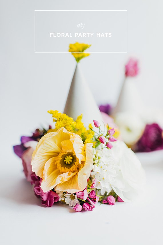 DIY-floral-party-hats-1
