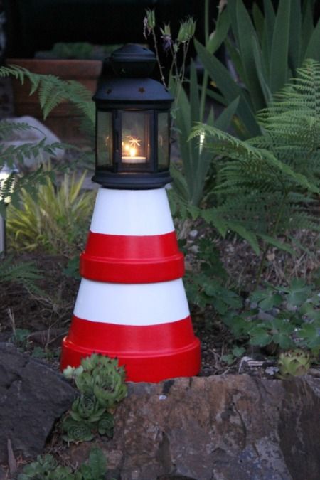 M&J Trimming - Clay Pot Light