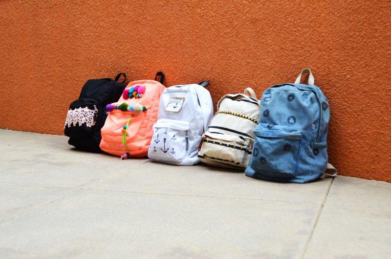 M&J Trimming - DIY Backpacks
