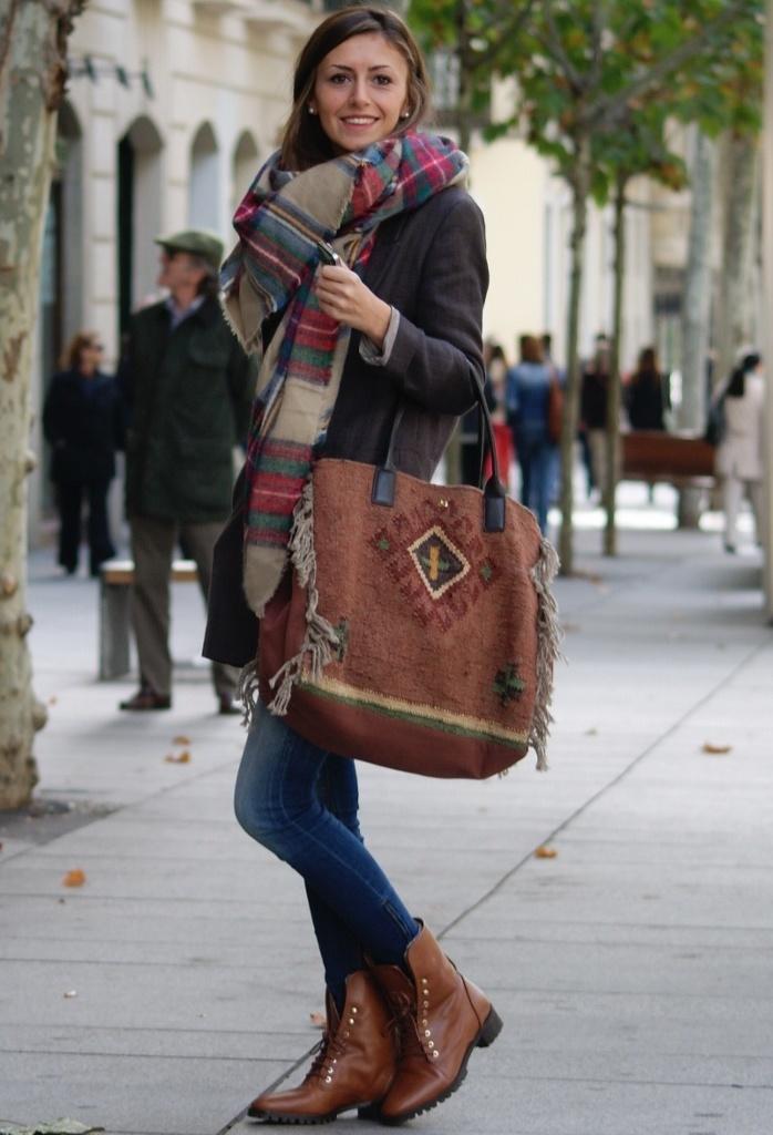 M&J Trimming - fall-essentials-plaid-scarf