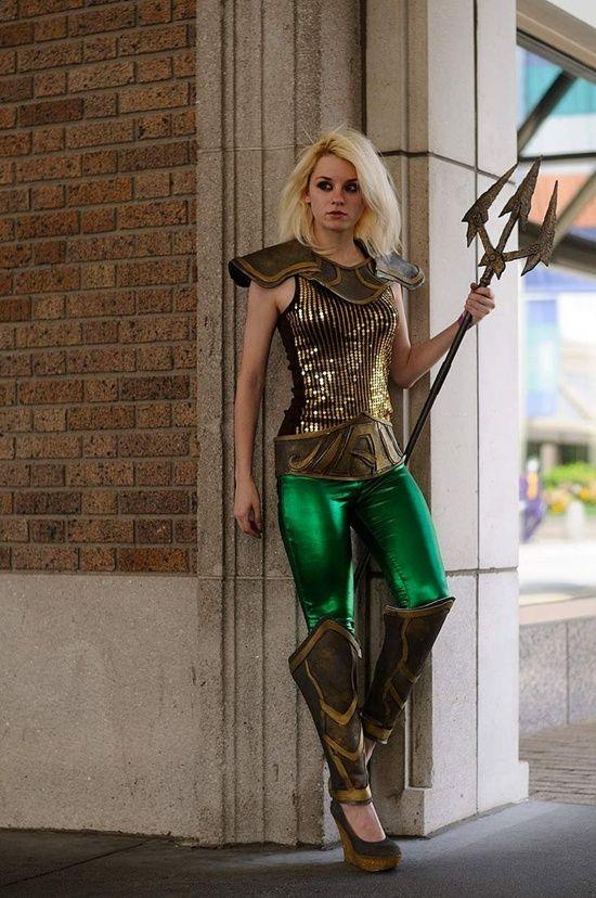 Aquawoman Costume