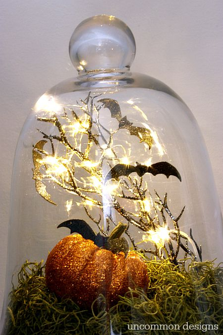 Halloween Cloche - M&J Trimming