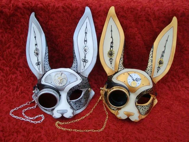 M&J Trimming - DIY Rabbit Hole Mask