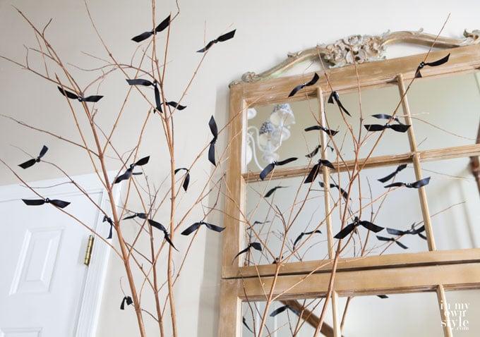 Bat Branches Home Decor - M&J Trimming