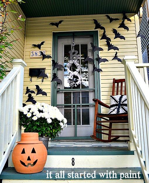 Bat Door - M&J Trimming