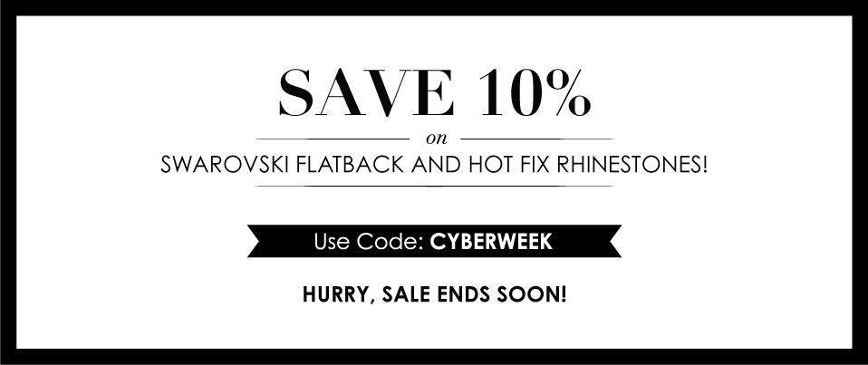 10% Off Swarovski