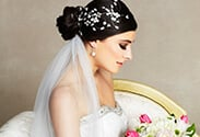 Veils, Headpieces, Accessories and more