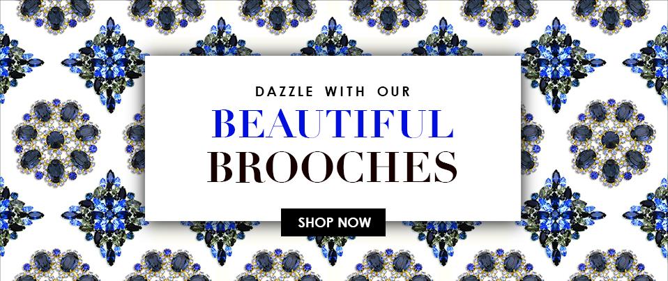 Beautiful Brooches HP