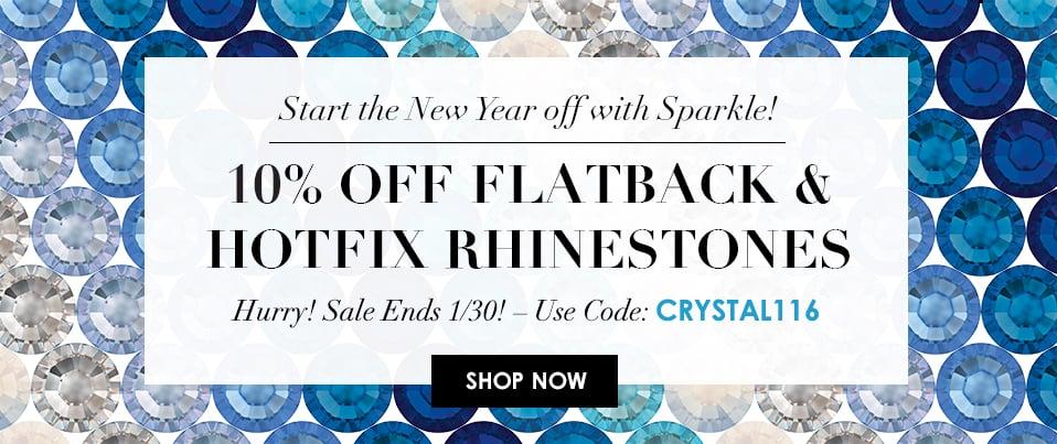 Rhinestone Sale