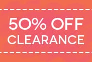 100s of Clearance Styles