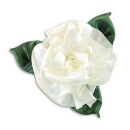 LARGE HANDMADE SILK FLOWER
