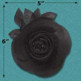 CAMELLIA FLOWER WITH PIN