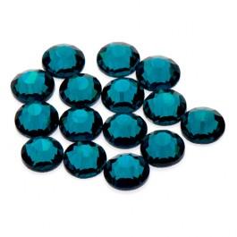 Brilliance Collection Blue Zircon Flatback Rhinestone