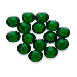 Brilliance Collection Emerald Flatback Rhinestone