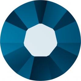 Metallic Blue Swarovski Hotfix Rhinestones