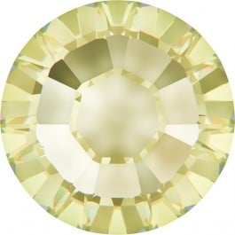 Swarovski Flatback Rhinestones - Jonquil