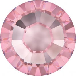 Swarovski Flatback Rhinestones - Light Rose
