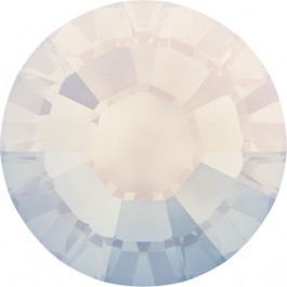 White Opal Swarovski Flatback Rhinestones