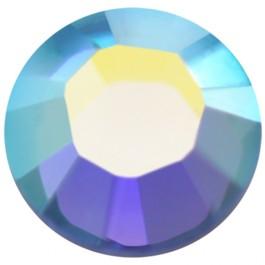 Light Sapphire AB Swarovski Flatback Rhinestones