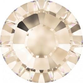 Swarovski Flatback Rhinestones - Light Silk