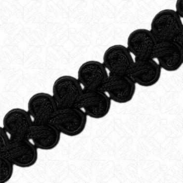 17MM IMPORTED RAYON GUIMP BRAID