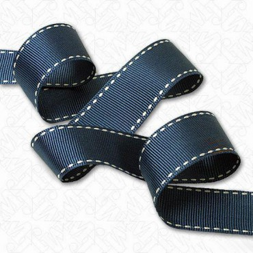"1"" (25MM) STITCHED GROSGRAIN"