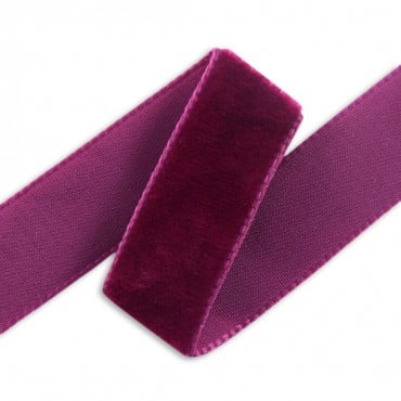 22MM  IMPORTED VELVET RIBBON