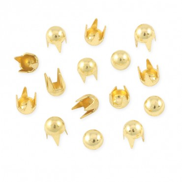 SS10 DOME NAILHEADS 4-PRONG