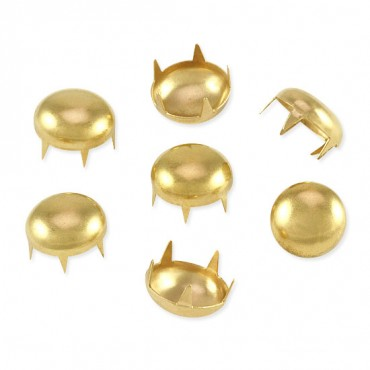 SS60 DOME NAILHEADS 4-PRONG