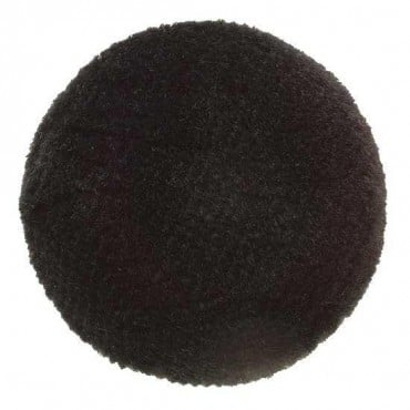 VELVET FASHION BUTTON W/SHANK