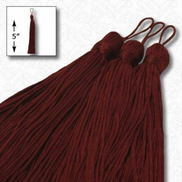 """5"""" IMPORTED CHAINETTE TASSELS"""