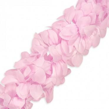 "3"" LOOSE FABRIC FLOWER TRIM"