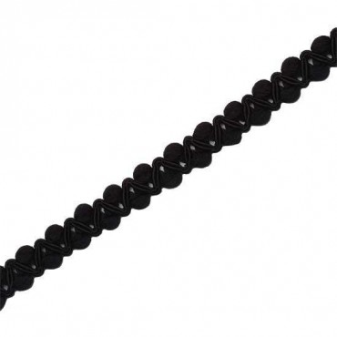 "3/8"" STRETCH SCROLL BRAID"