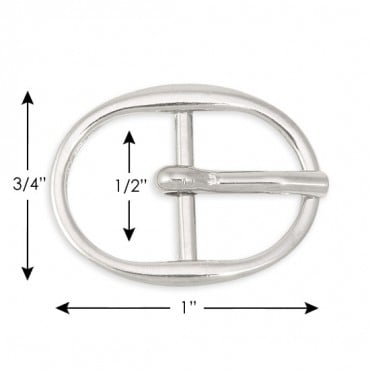 14MM METAL BUCKLE