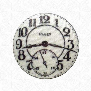 ELGIN CLOCK BUTTON