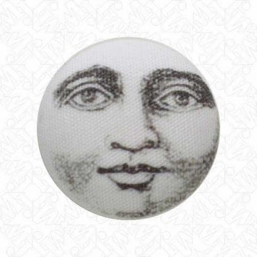 MAN IN THE MOON BUTTON