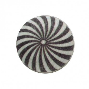SPIRAL BUTTON W/SHANK