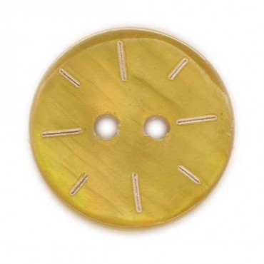 2 Hole Shell Button