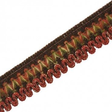 "1"" MOHAIR STRETCH BRAID (Default)"