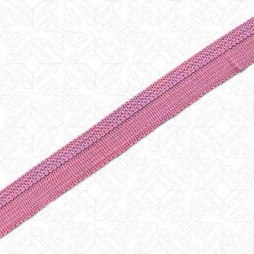 stretch ruffled edge trim