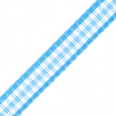 MINI GINGHAM RIBBON